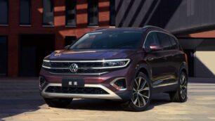Así es el nuevo Volkswagen Talagon: A medio camino entre SUV y MPV