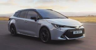 Nuevo Toyota Corolla GR-Sport, ahora con carrocería familiar