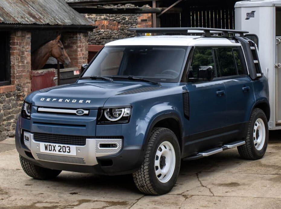 Llamadas a revisión semana 38/2021: Jaguar y Land Rover casi monopolizan