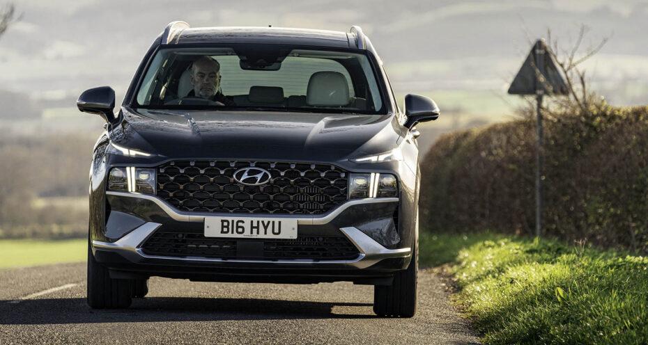Nuevo Hyundai Santa Fe PHEV, aquí los precios para España