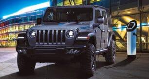 Ya puedes reservar el nuevo Jeep Wrangler 4xe PHEV