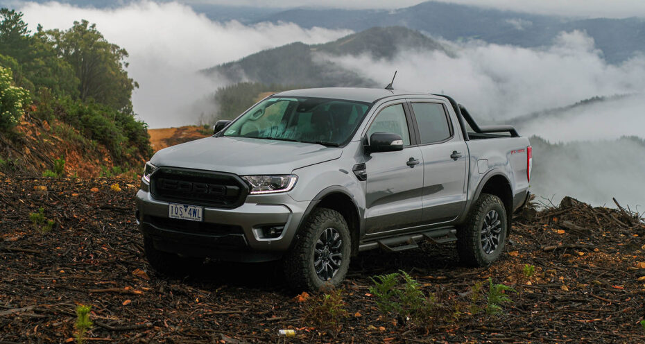 Ventas abril 2021, Australia: El Ford Ranger arrasa