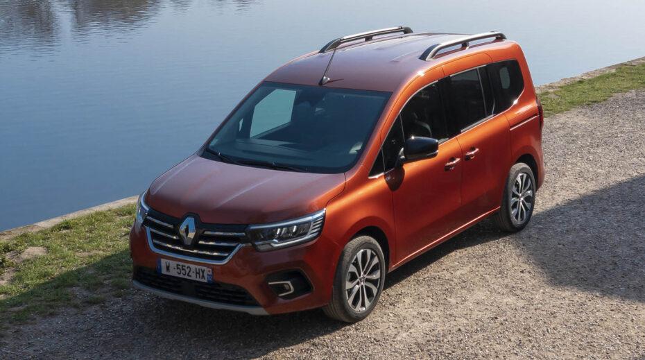 La tecnología E-Tech llegará al Renault Kangoo en 2023
