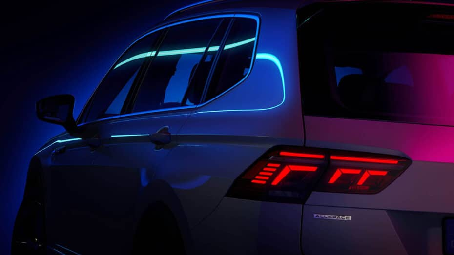 El renovado Volkswagen Tiguan Allspace ya tiene fecha para su presentación
