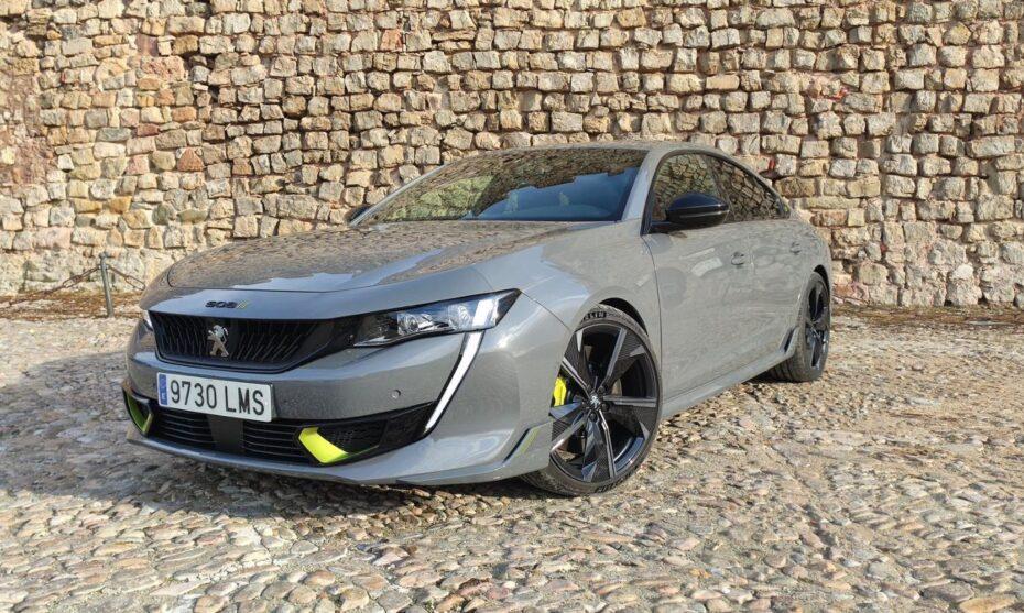 Prueba 508 PEUGEOT Sport Engineered: 360 CV (265 kW) y todo lo que puedes desear