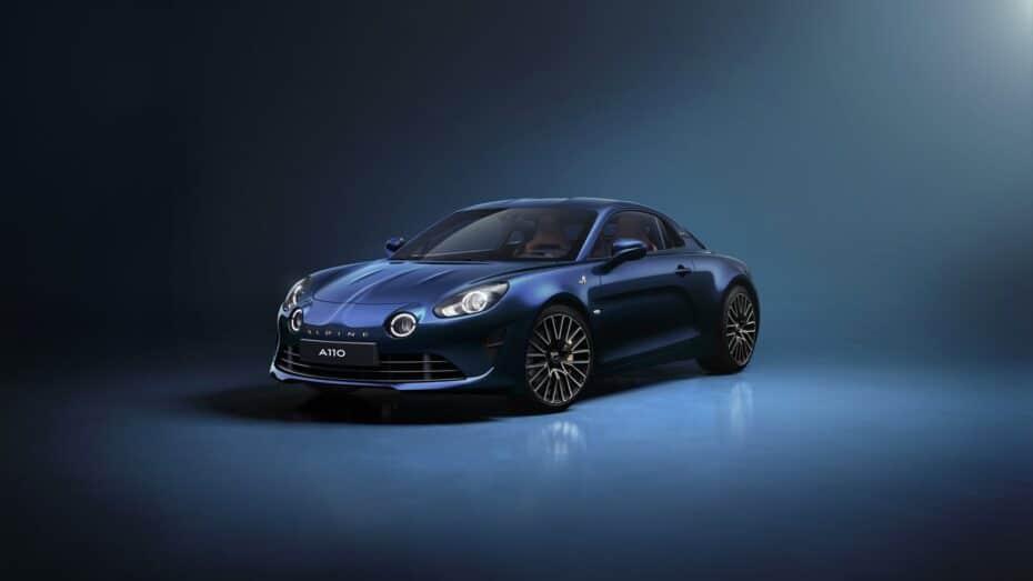 ALPINE A110 LÉGENDE GT: 300 unidades exclusivas para Europa