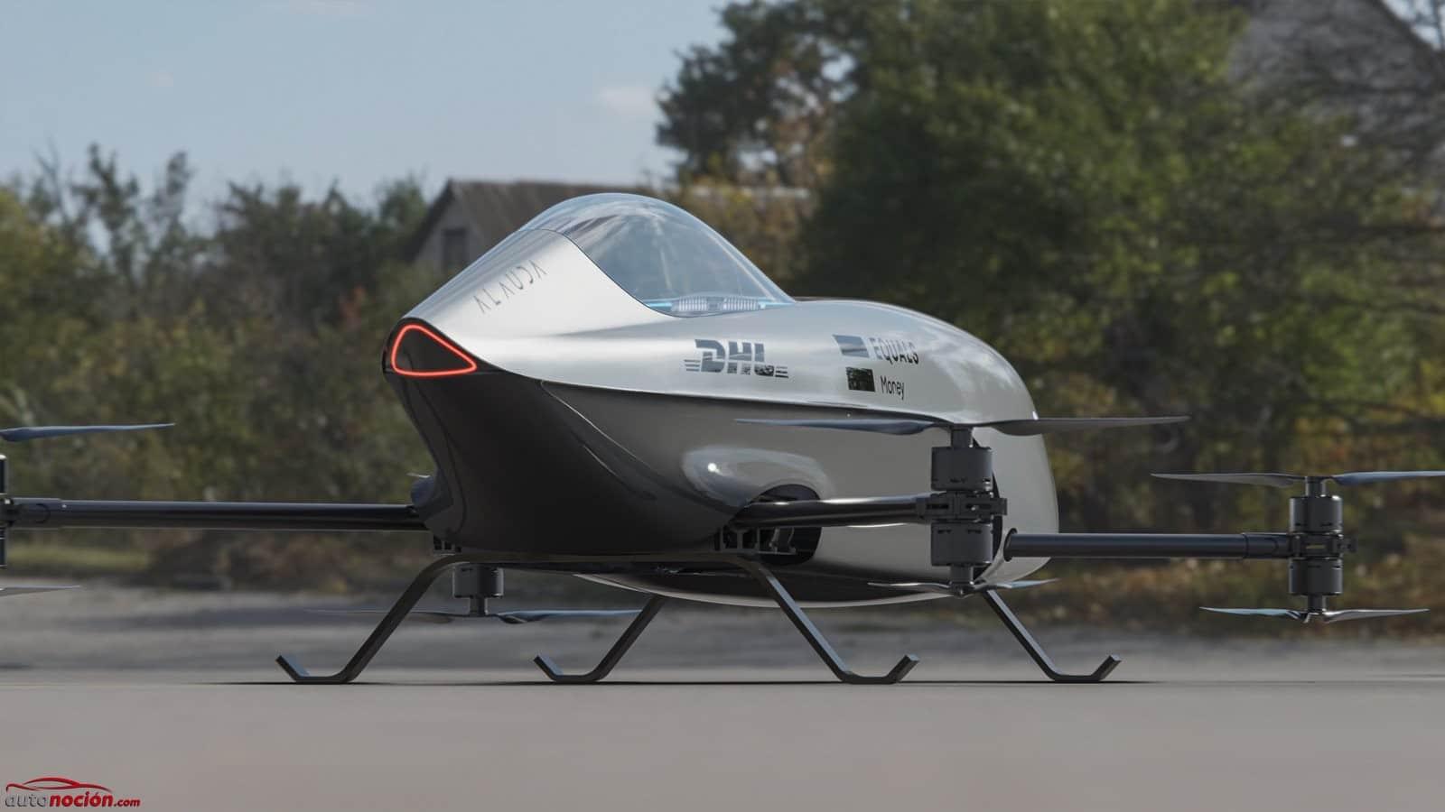 AIRSPEEDER drone