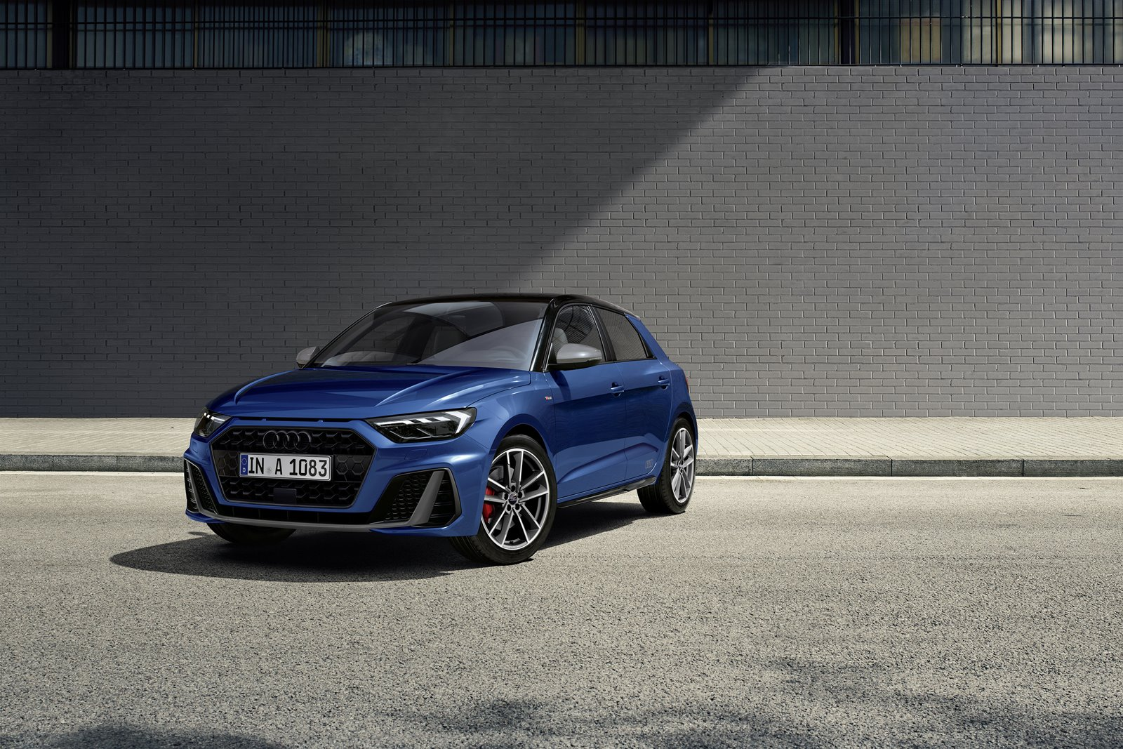 Audi A1 S line competition 2021