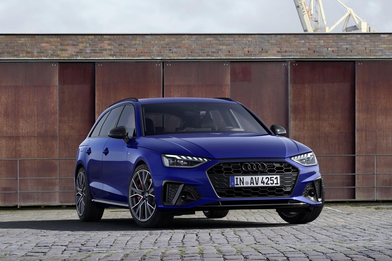 Audi A4 Avant S line competition 2021