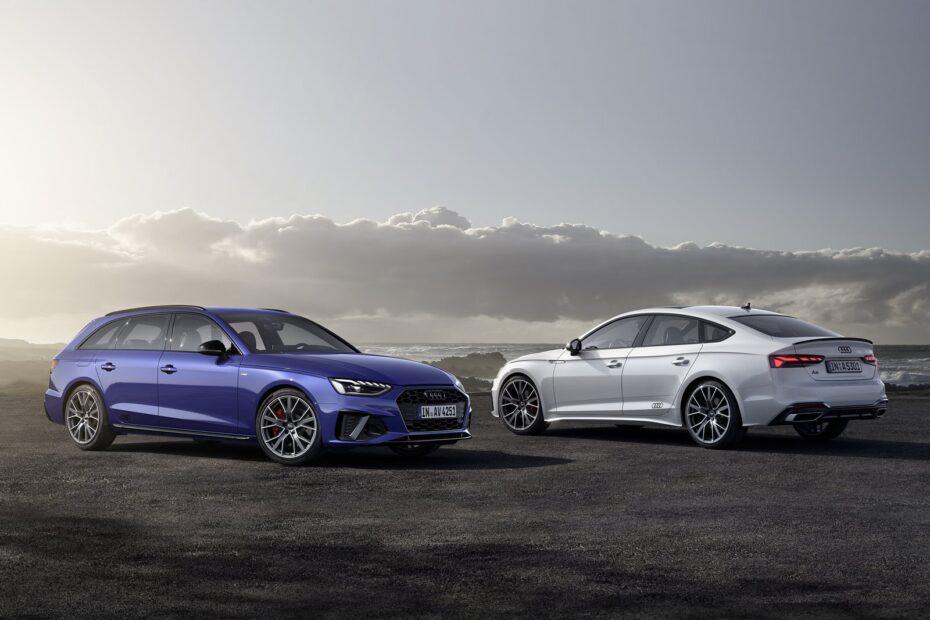 Nuevos acabados 'S line competition' en la gama Audi y más potencia para el A1 40 TFSI