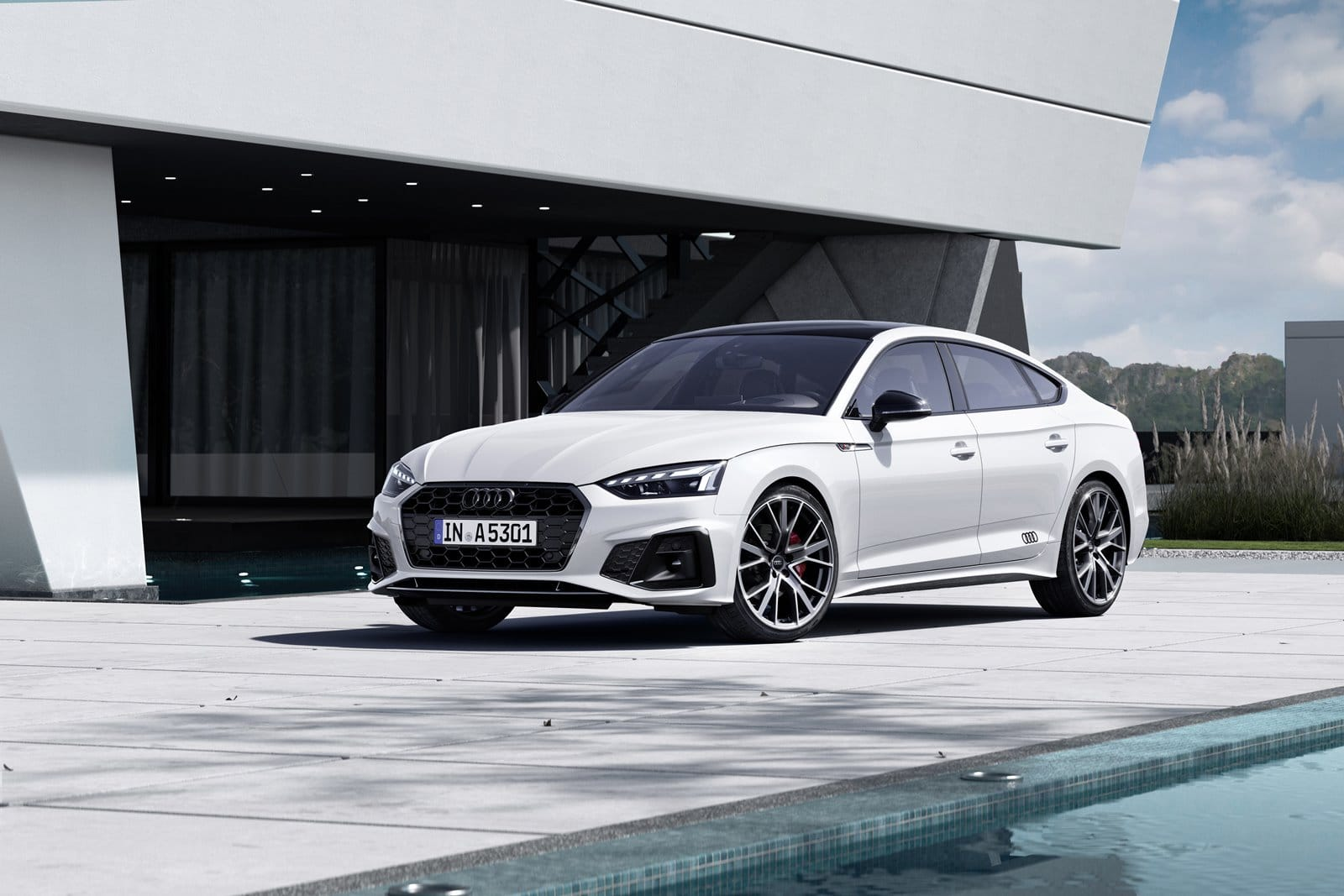 Audi A5 Sportback S line competition 2021
