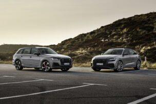Audi Q7 y Q8 S line competition 2021