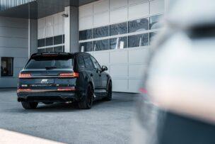 El Audi SQ7 de ABT ahora con motor de gasolina