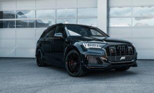 El imponente Audi SQ7 de ABT es una mala bestia con cifras de RS