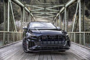 Audi SQ8 ABT: este es el precio de destronar al RSQ8 con el hermano pequeño