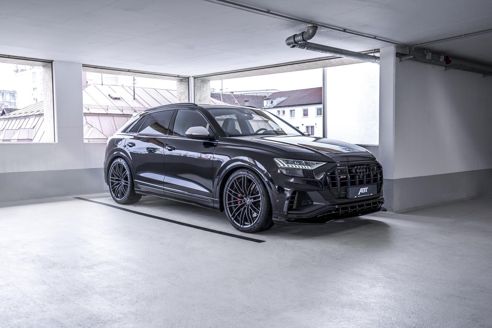 Audi SQ8 ABT Aero Package