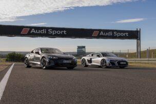 Calendario Audi driving experience 2021