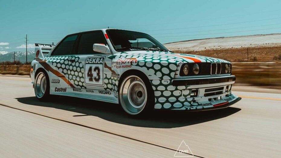 BMW M3 E30 Tic Tac