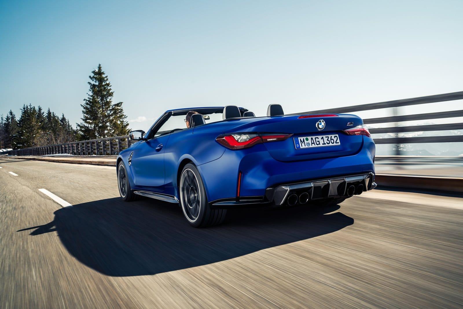 BMW M4 Competición Cabrio 2021