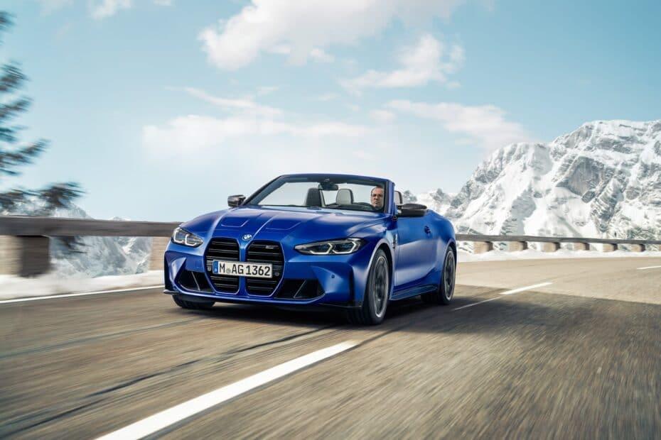 BMW M4 Competición Cabrio con M xDrive: 510 CV y control total para recibir el verano