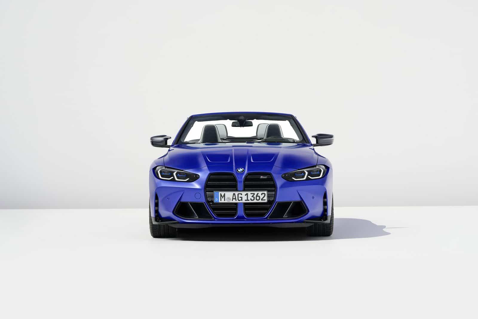 BMW M4 Competición Cabrio