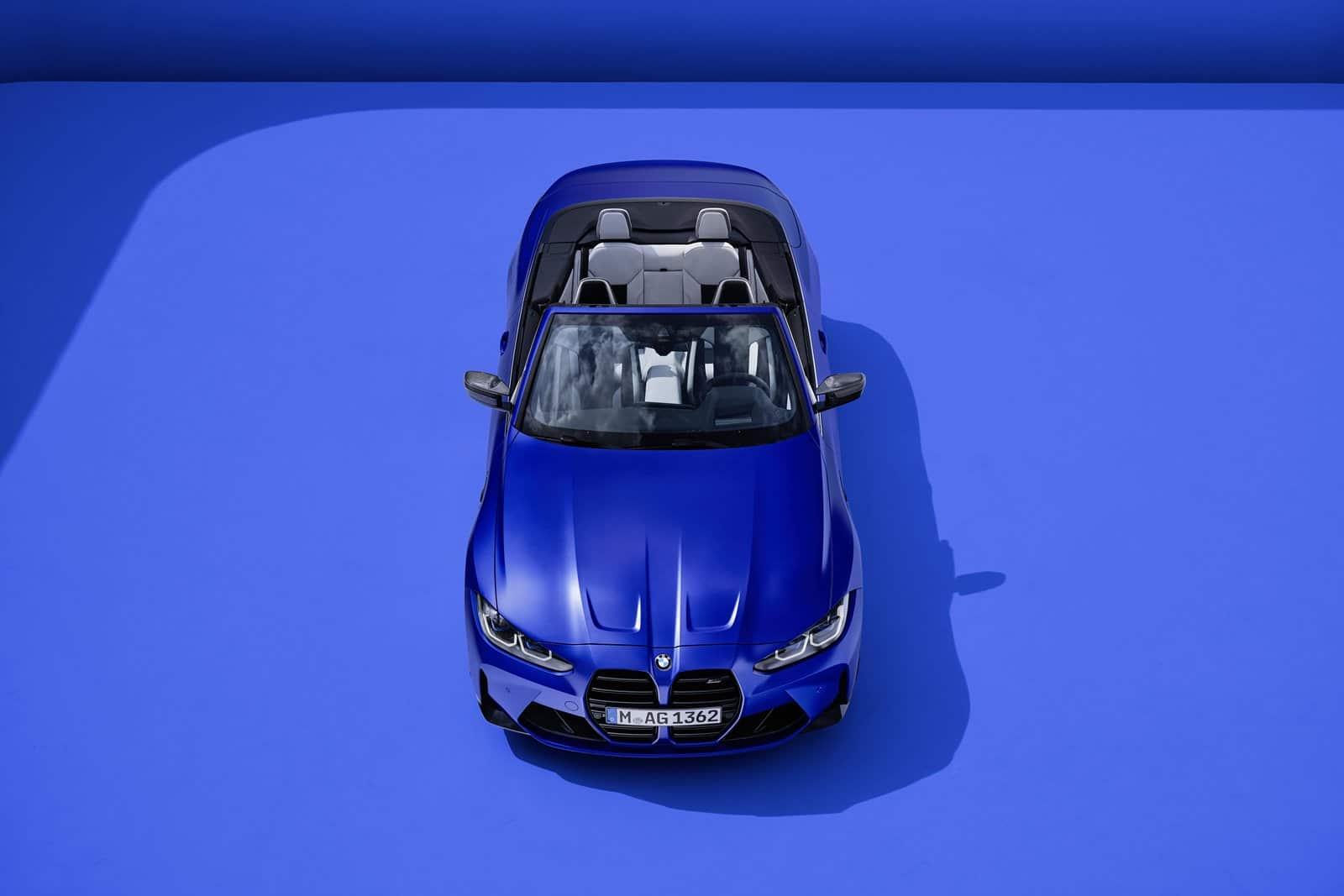 BMW M4 Competición Cabrio con M xDrive