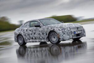 El BMW Serie 2 Coupé encara la recta final de su desarrollo: hasta 374 CV