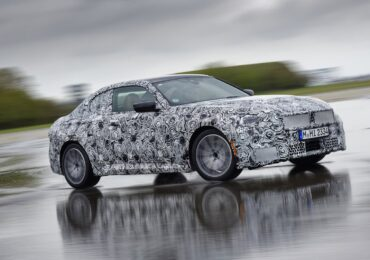 Desarrollo BMW Serie 2 Coupé