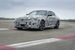 Veremos el BMW Serie 2 Coupé este año