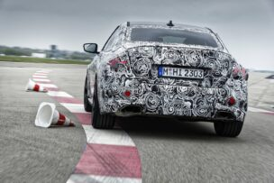 El BMW Serie 2 Coupé tendrá una precisa dirección