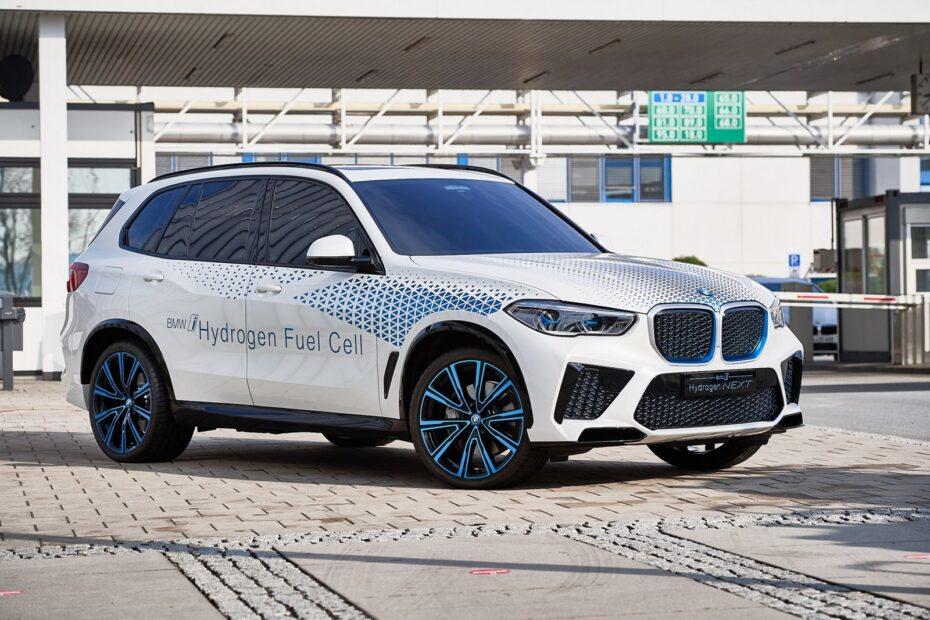 BMW i Hydrogen NEXT: el X5 de hidrógeno llegará en 2022, pero no para todos