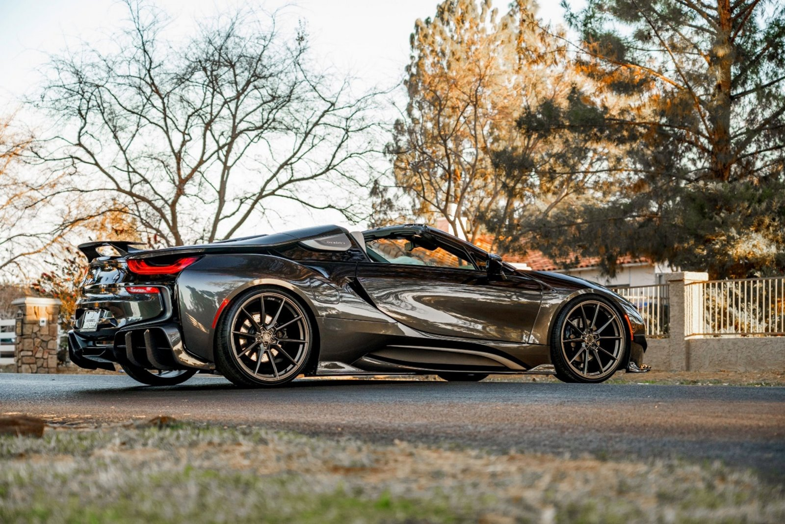 BMWi8 Roadster Carbon Edition