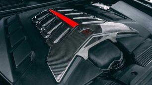 Motor Bentley Bentayga de Mansory