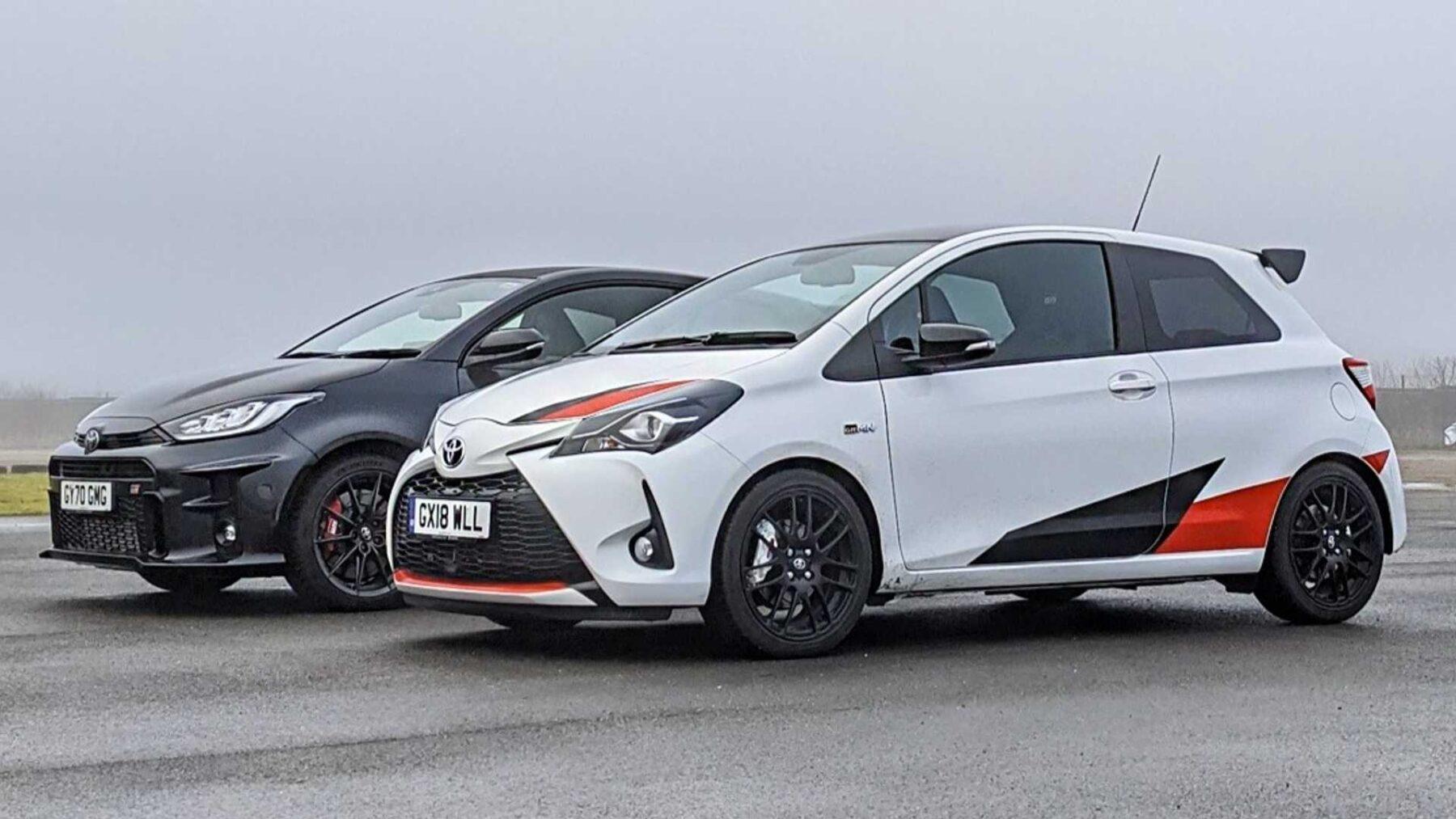 Toyota GR Yaris vs. Yaris GRMN