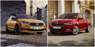 Comparación visual Škoda Fabia 2021: una evolución tremendamente acertada