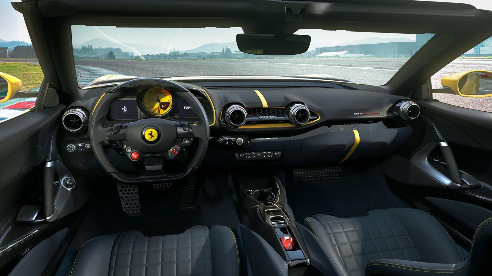 Ferrari 812 Competizione A