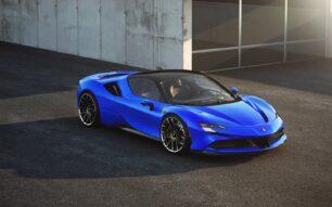 Más de 1.100 CV para el Ferrari SF90 de Wheelsandmore: pura locura italiana