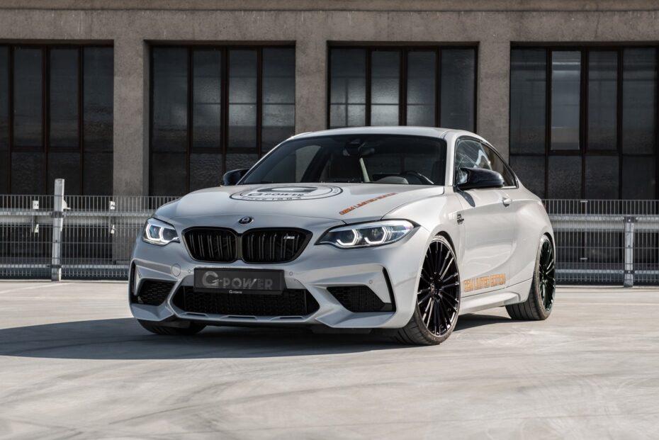 Por 11.900€ puedes tener un BMW M2 Competition mucho más poderoso que el nuevo M4