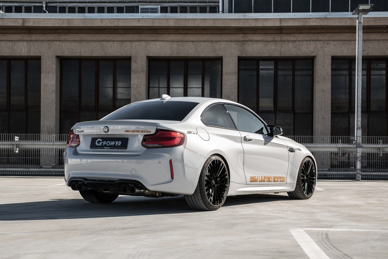 BMW M2 Competition G2M