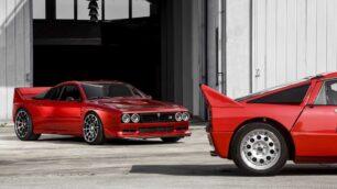 El Kimera EVO37 es el renacer de un mito de los '80, el Lancia 037: llegará a producción