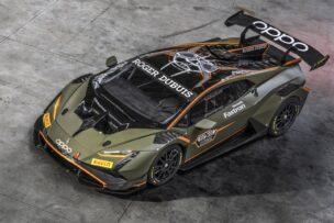 Lamborghini Huracán Super Trofeo EVO2: la última evolución del coche de carreras