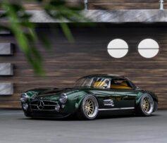 El Mercedes-Benz 300 SL de S-Klub será una realidad