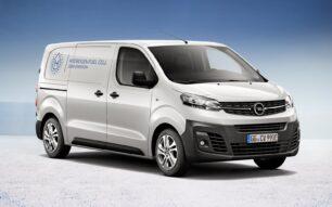 Así es el Opel Vivaro-e de pila de combustible de hidrógeno: llega este año
