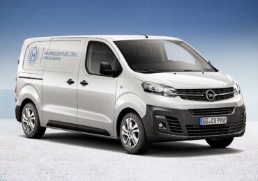 Opel Vivaro-e de pila de combustible