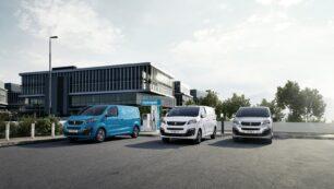 Revarga Peugeot e-Expert Hydrogen