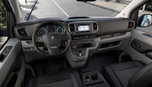 Interior Peugeot e-Expert Hydrogen