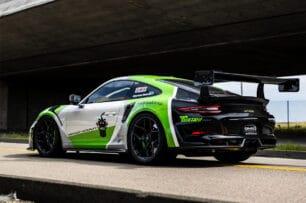 Más de 580 CV y aspecto de competición para el Porsche 911 GT3 RS