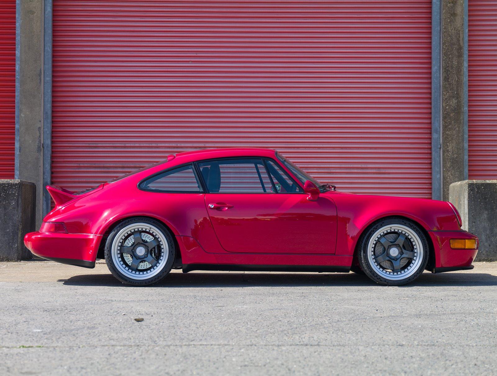 Porsche 911 eléctrico