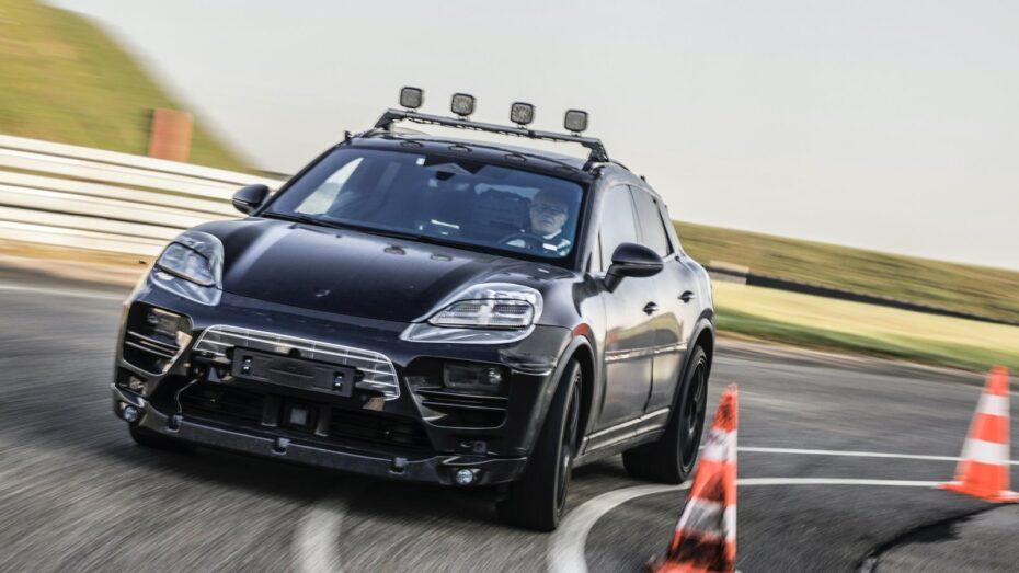 Primeras imágenes del nuevo Porsche Macan: lo habrá en gasolina y 100% eléctrico