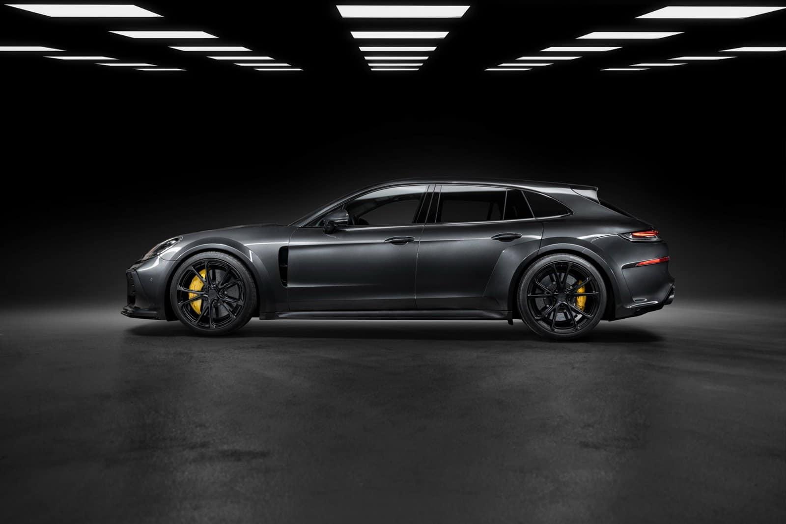 Porsche Panamera Sport Turismo Grand GT